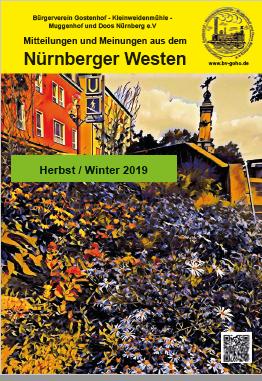 Burgerverein Gostenhof Kleinweidenmuhle Muggenhof Und Doos
