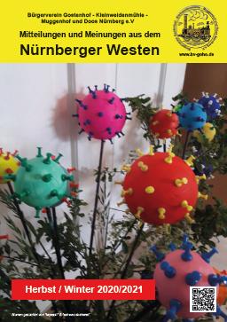 Mitteilungsheft Herbst/Winter 2020